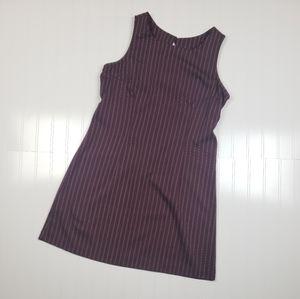 *Vintage* 1990s casual button back mini dress